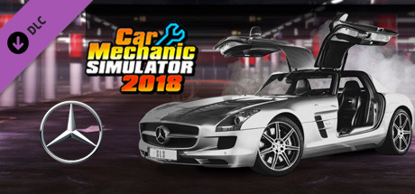 Car Mechanic Simulator 2018 - Mercedes-Benz DLC