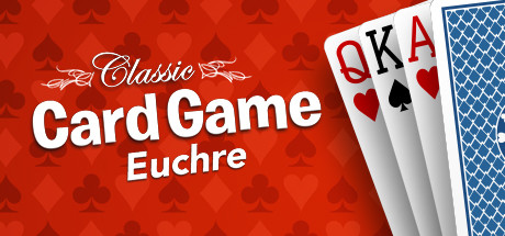 Classic Card Game Euchre