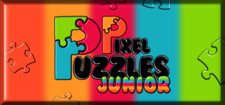 Pixel Puzzles Junior Jigsaw