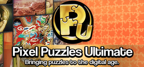 Pixel Puzzles Ultimate Jigsaw