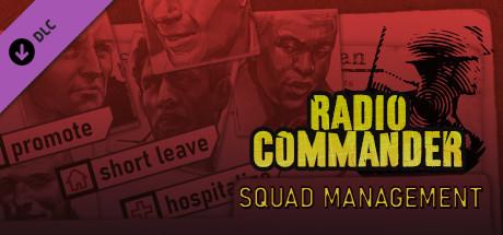 Radio Commander: Squad Management