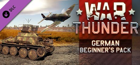 War Thunder - German Beginner's Pack