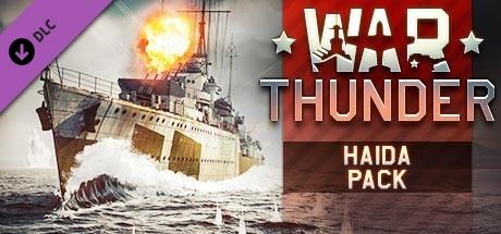 War Thunder - Haida Pack