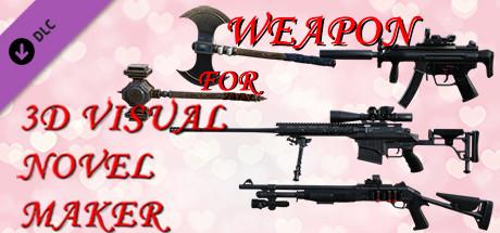 Weapon for 3D Visual Novel Maker
