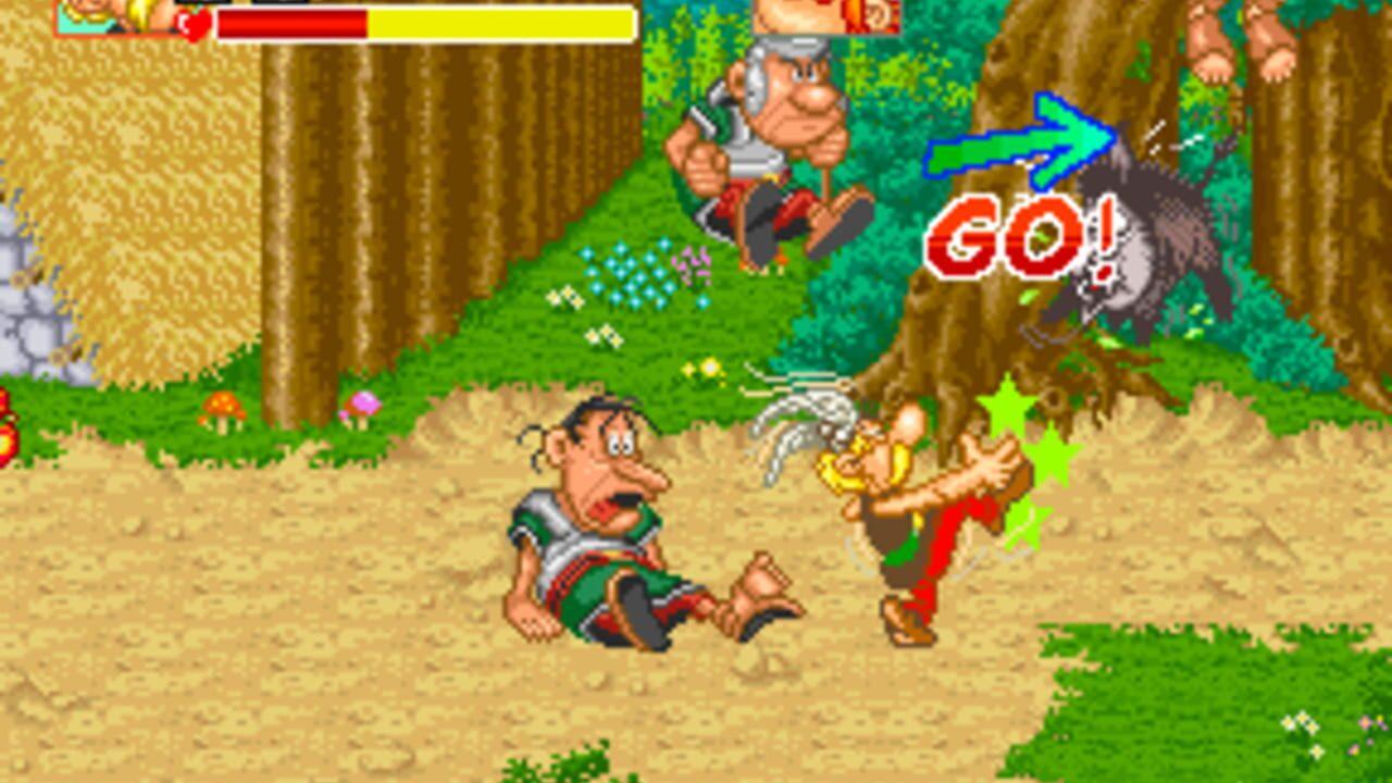 Asterix (Arcade)