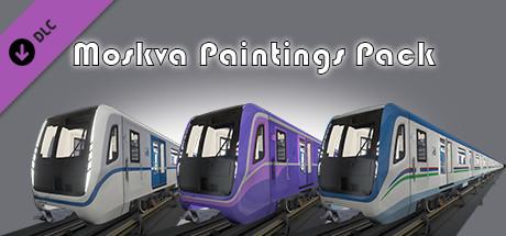 'Moskva' Paintings Pack
