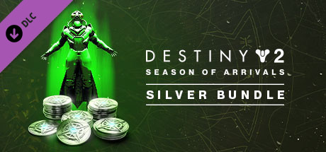 Destiny 2: Season of Arrivals Silver Bundle