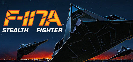 F-117A Stealth Fighter (NES edition)