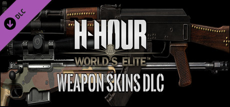 H-Hour: Worlds Elite - Weapon Skins Pack