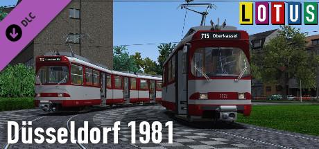 LOTUS-Simulator Addon: Düsseldorf 1981