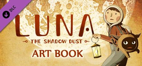 LUNA The Shadow Dust - The Art Book
