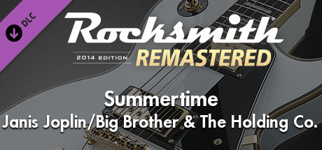 "Rocksmith 2014 Edition – Remastered – Janis Joplin/Big Brother & The Holding Co. - ""Summertime"""