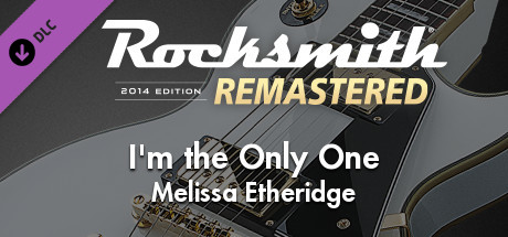"Rocksmith 2014 Edition – Remastered – Melissa Etheridge - ""I'm the Only One"""