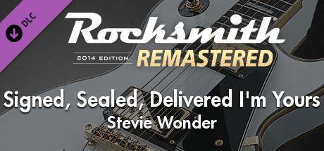 """Rocksmith 2014 Edition – Remastered – Stevie Wonder - """"Signed, Sealed, Delivered I'm Yours"""""""