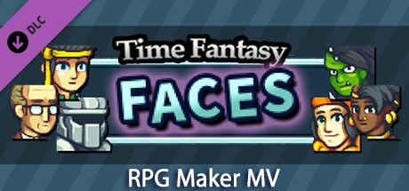 RPG Maker MV - Time Fantasy Faces