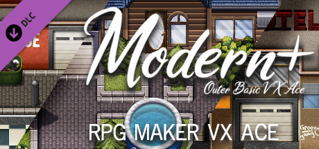 RPG Maker VX Ace - Modern + Outer Basic  VX Ace
