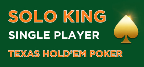 Texas Holdem Poker: Solo King