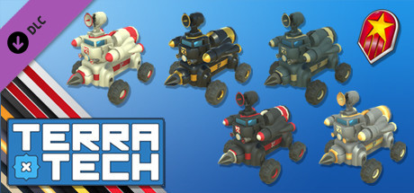 TerraTech - Charity Pack