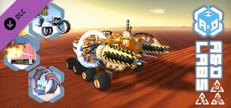 TerraTech: R&D Labs