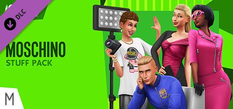 The Sims 4 Moschino Stuff