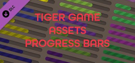 TIGER GAME ASSETS PROGRESS BARS