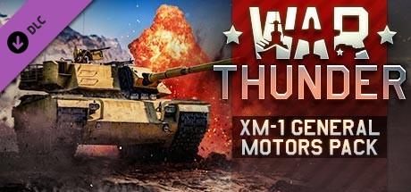 War Thunder - XM-1 General Motors Pack