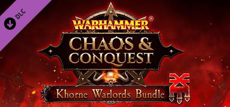 Warhammer: Chaos & Conquest - Khorne Warlords Bundle
