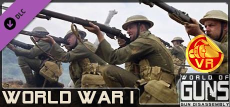 World of Guns VR: World War I