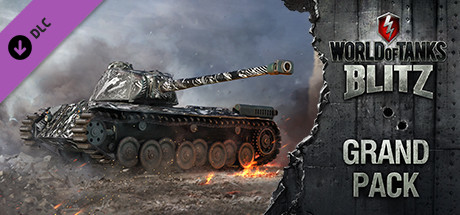World of Tanks Blitz - Grand Pack