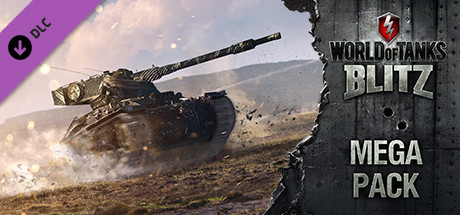 World of Tanks Blitz - Mega Pack