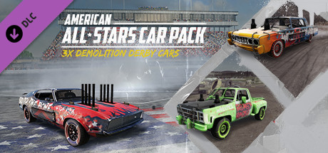 Wreckfest - American All-Stars Car Pack