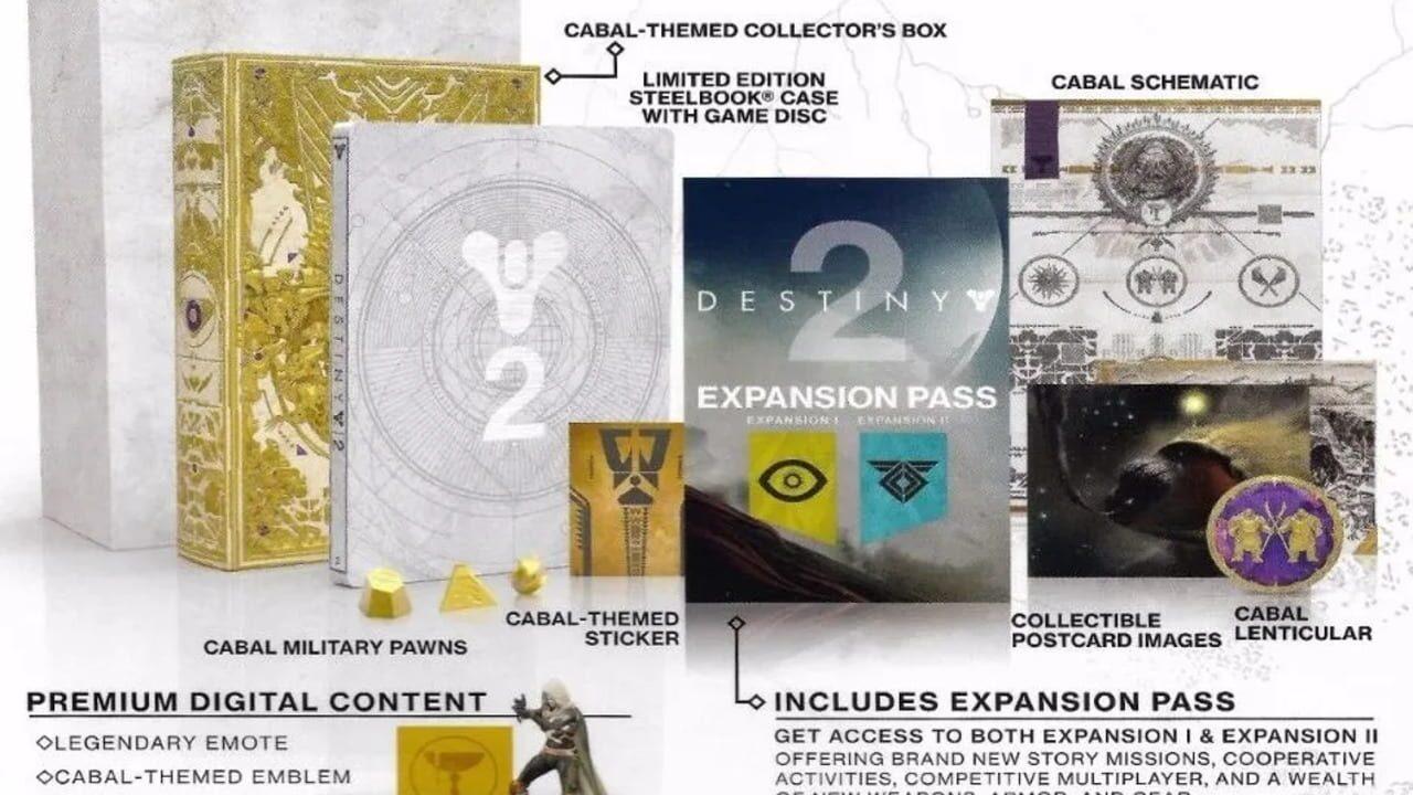 Destiny 2 Limited Edition