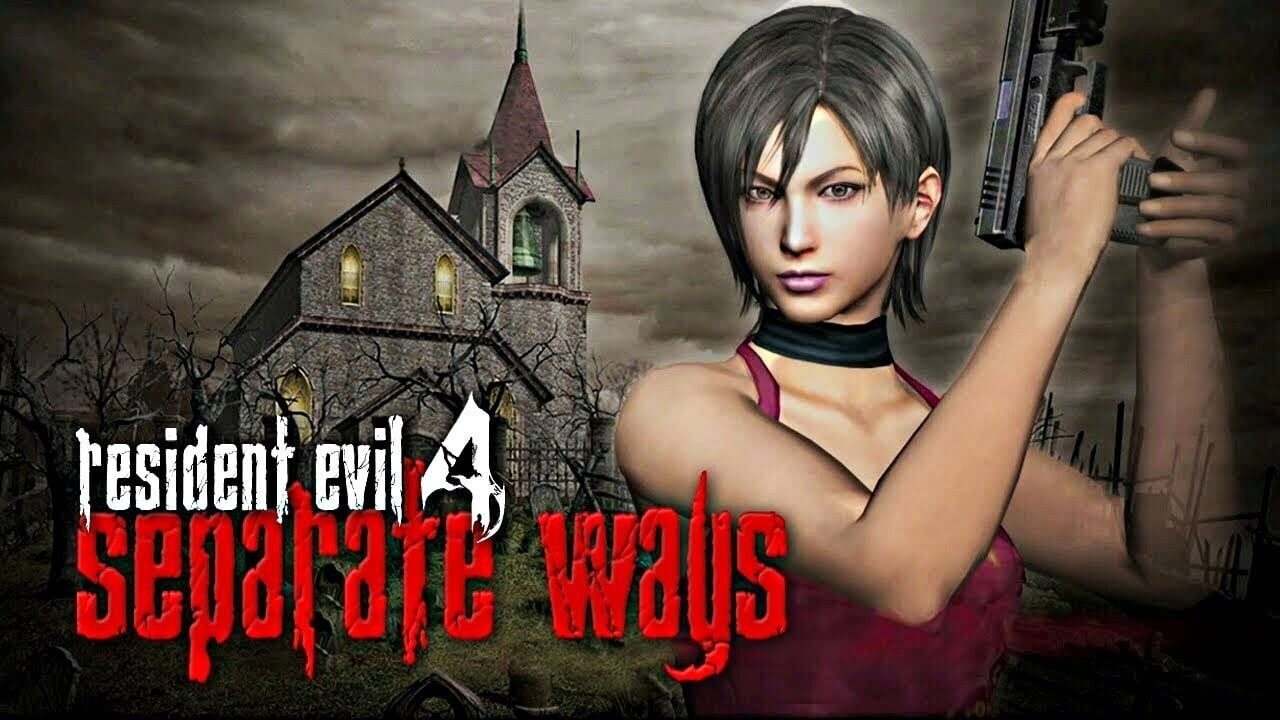Resident Evil 4: Separate Ways