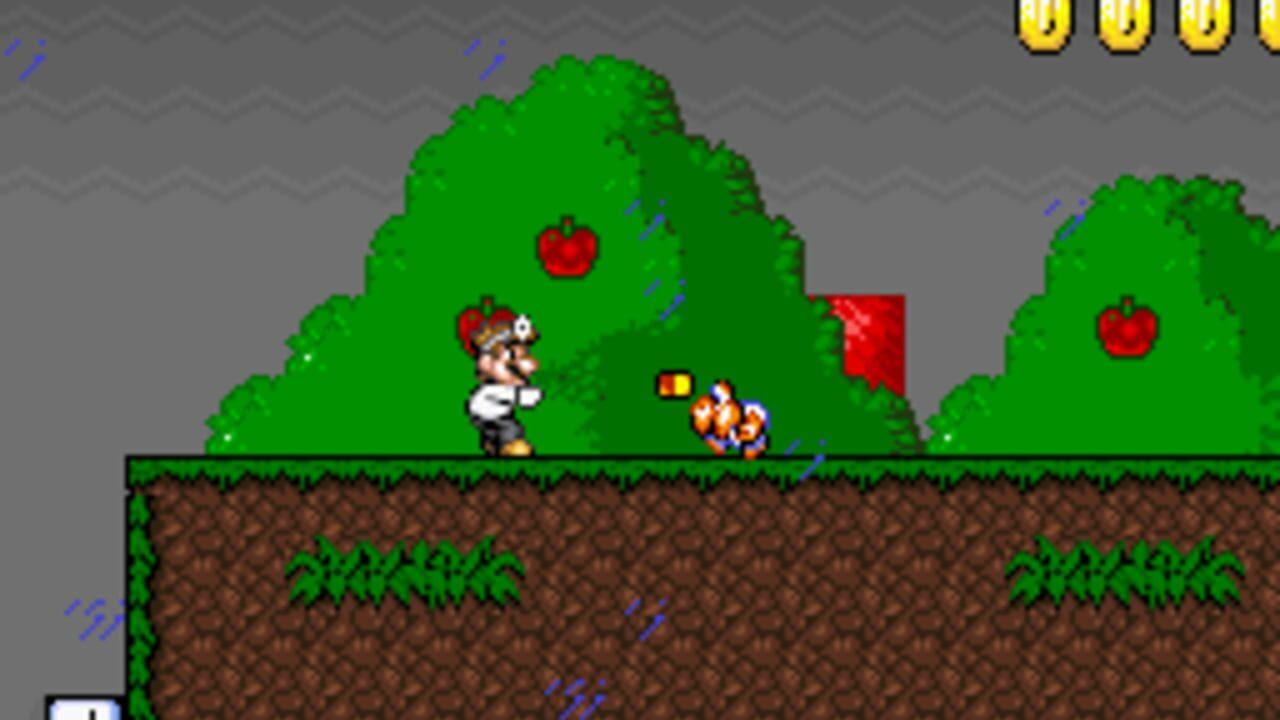 Dr. Mario World Redrawn