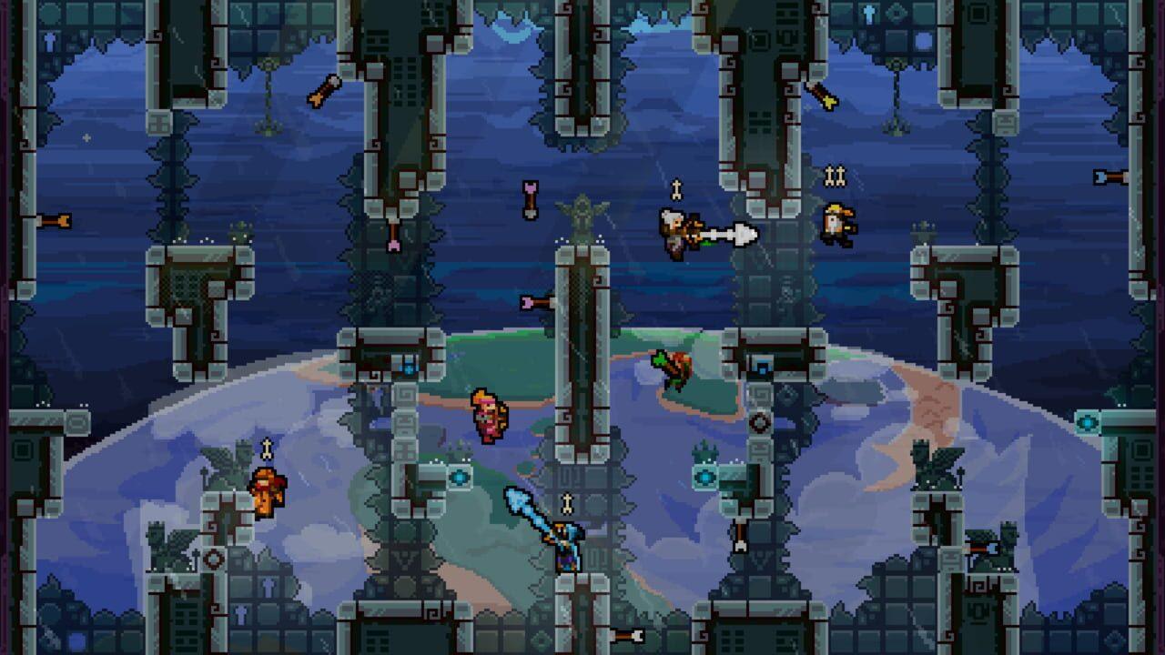 Towerfall 8-Player