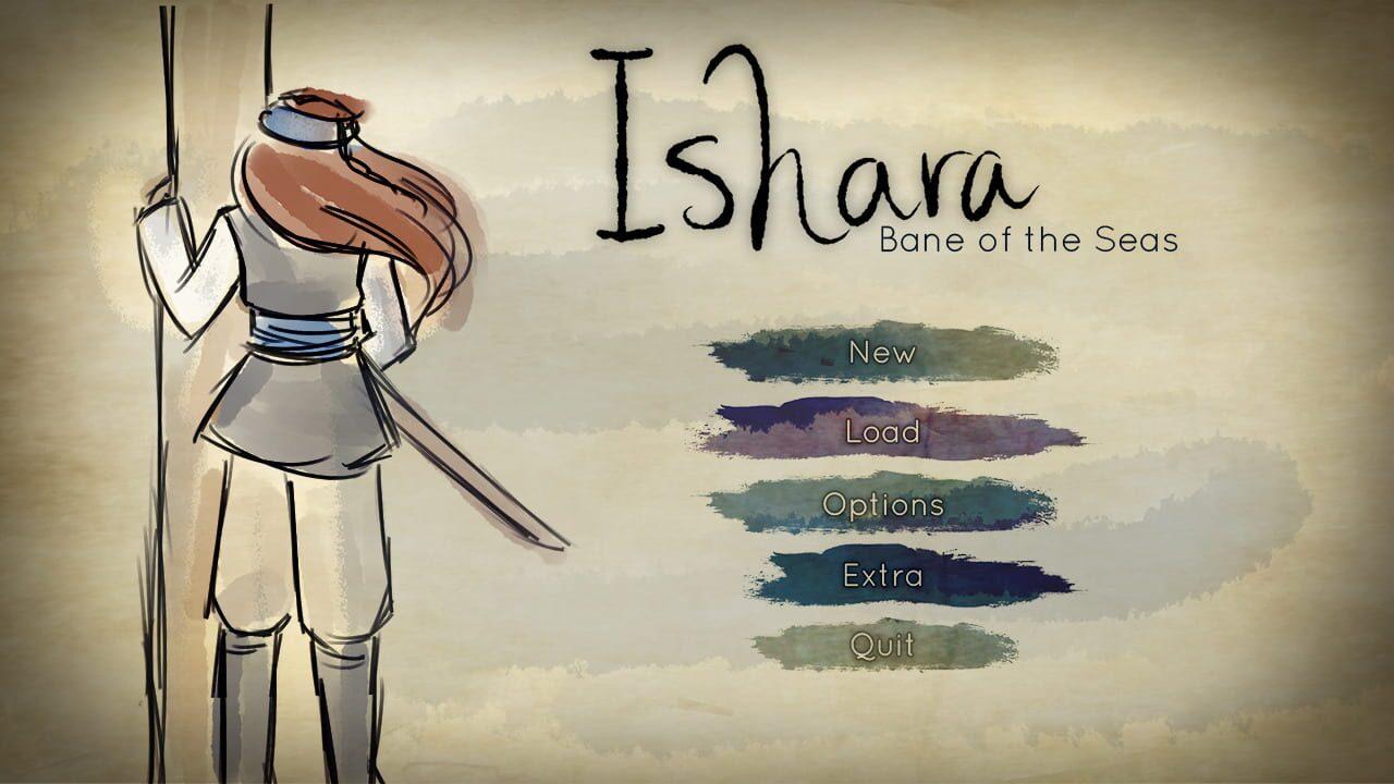 Ishara: Bane of the Seas
