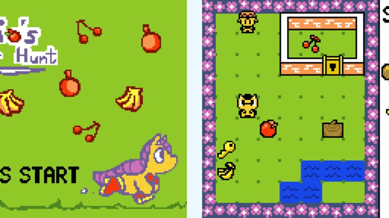 Mio's Fruit Hunt