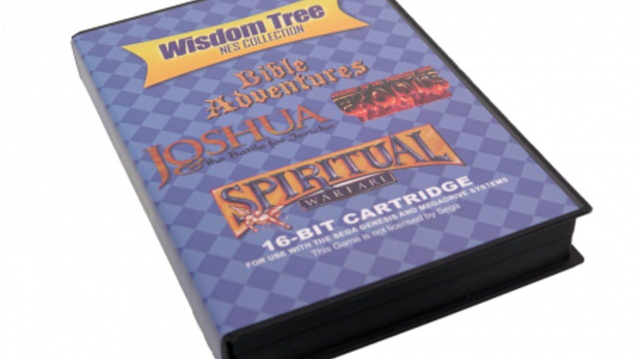 Wisdom Tree Sega Genesis Collection