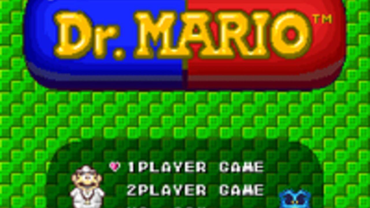 Dr. Mario BS Ban