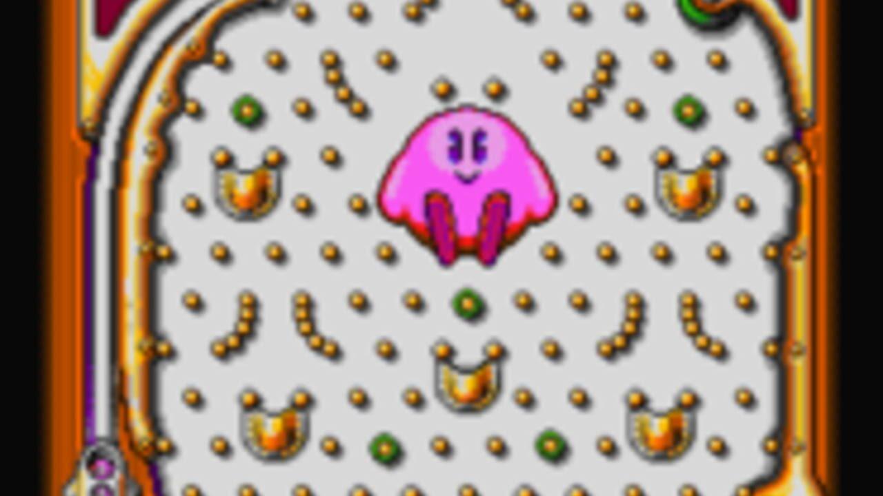 Kirby no Omochabako - Pachinko