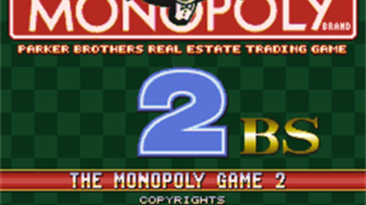 BS Monopoly - Advance to Boardwalk