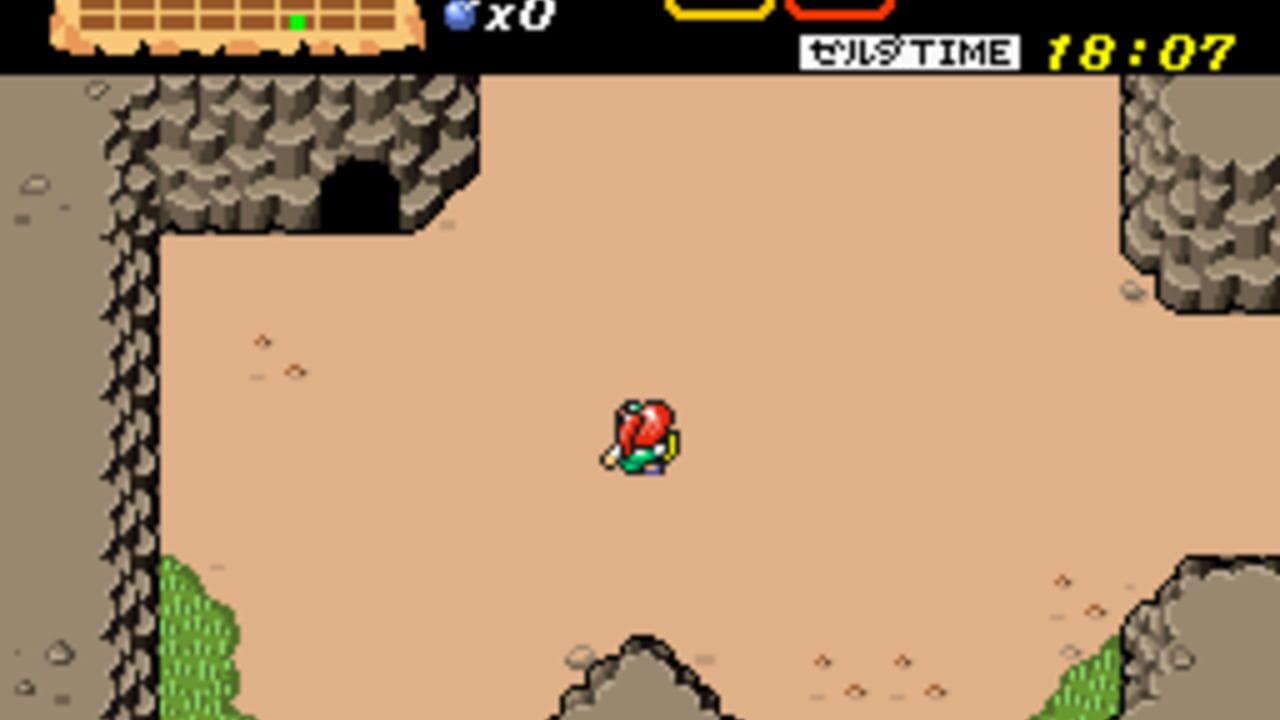 BS Zelda no Densetsu Map 2