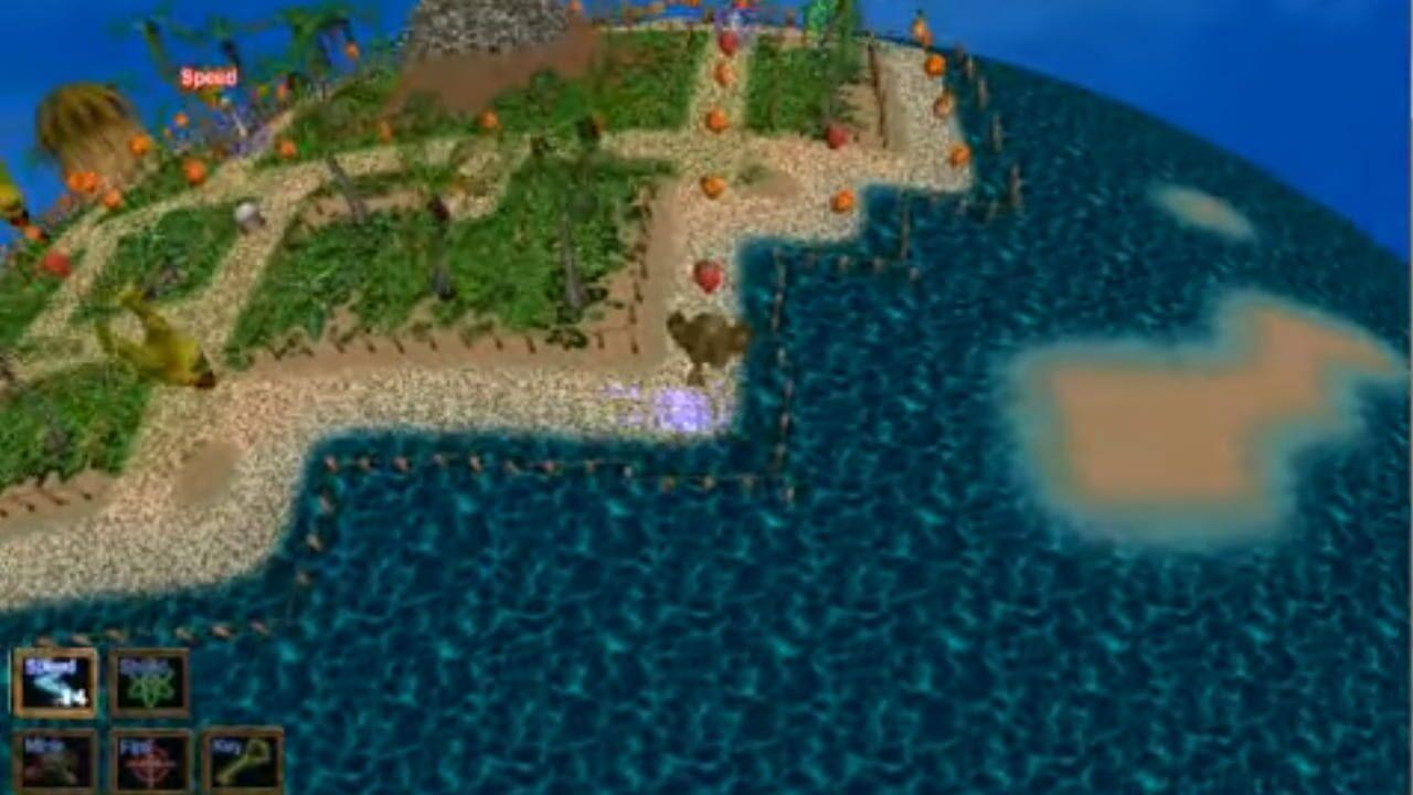 Pac Quest 3D