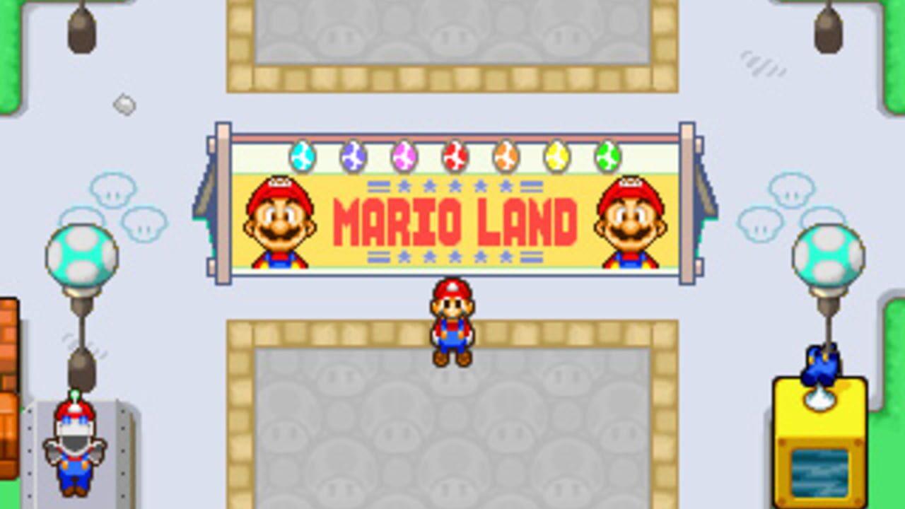 Mario Land: Minigame Mayhem