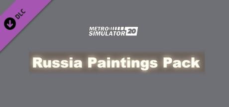 'Russia' Paintings Pack