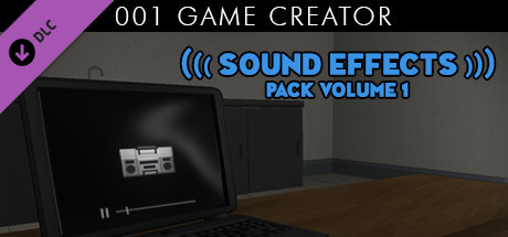 001 Game Creator - Sound Effects Pack Volume 1