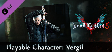 Devil May Cry 5 - Playable Character: Vergil