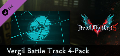 Devil May Cry 5 - Vergil Battle Track 4-Pack