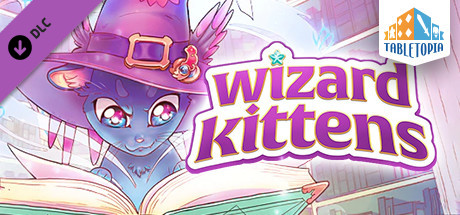 Tabletopia - Wizard Kittens + Magical Monsters Expansion