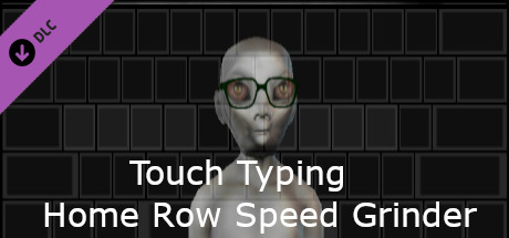 Touch Typing Home Row Speed Grinder - iReact Alien Skin They Are Among Us
